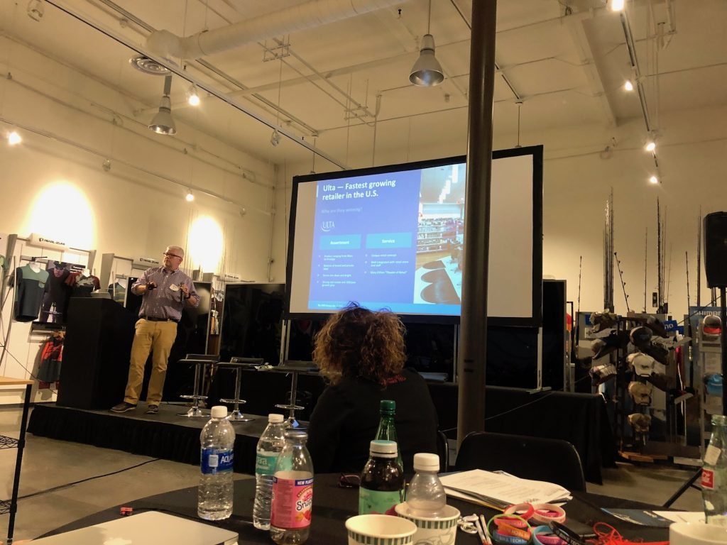 eBike Central at eBike Summit, Retail Update