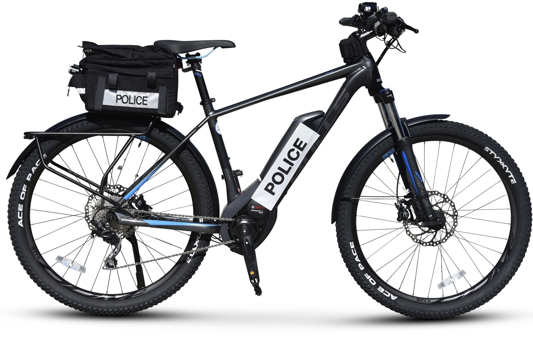 bulls ebikes and the police ebike central. Black Bedroom Furniture Sets. Home Design Ideas