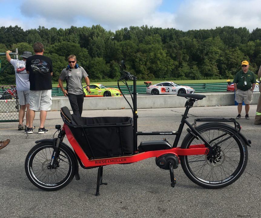 eBike Central at Virginia International Raceway