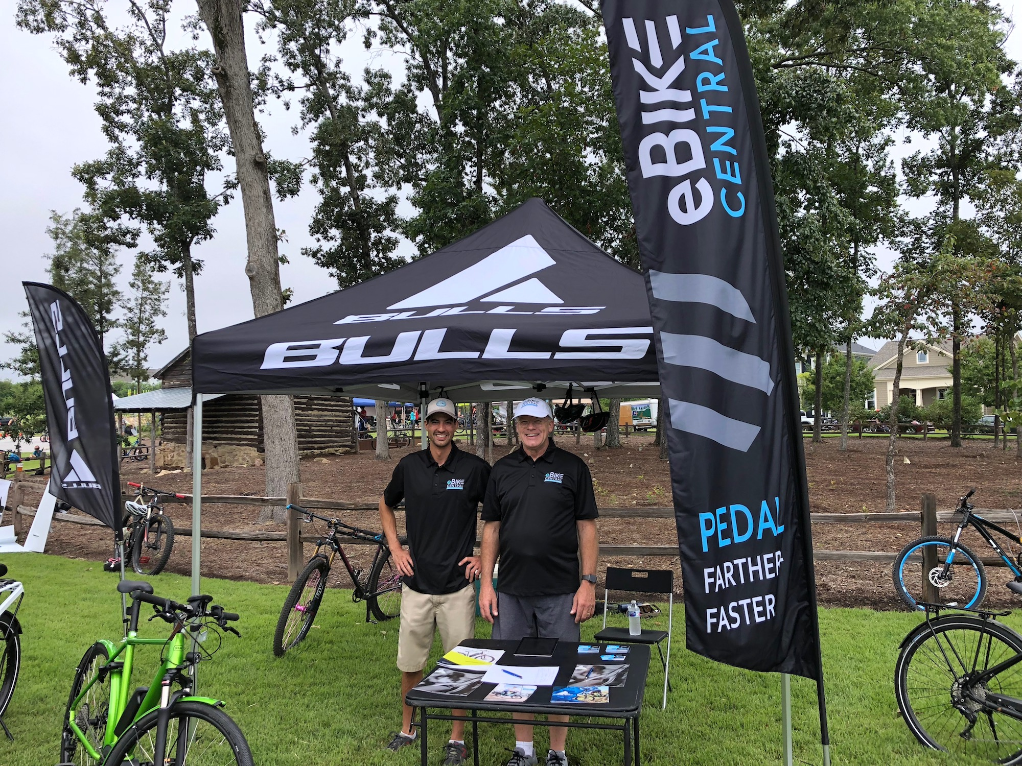 TORCFest and eBike Central