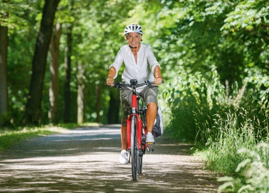 Health Benefits of eBikes