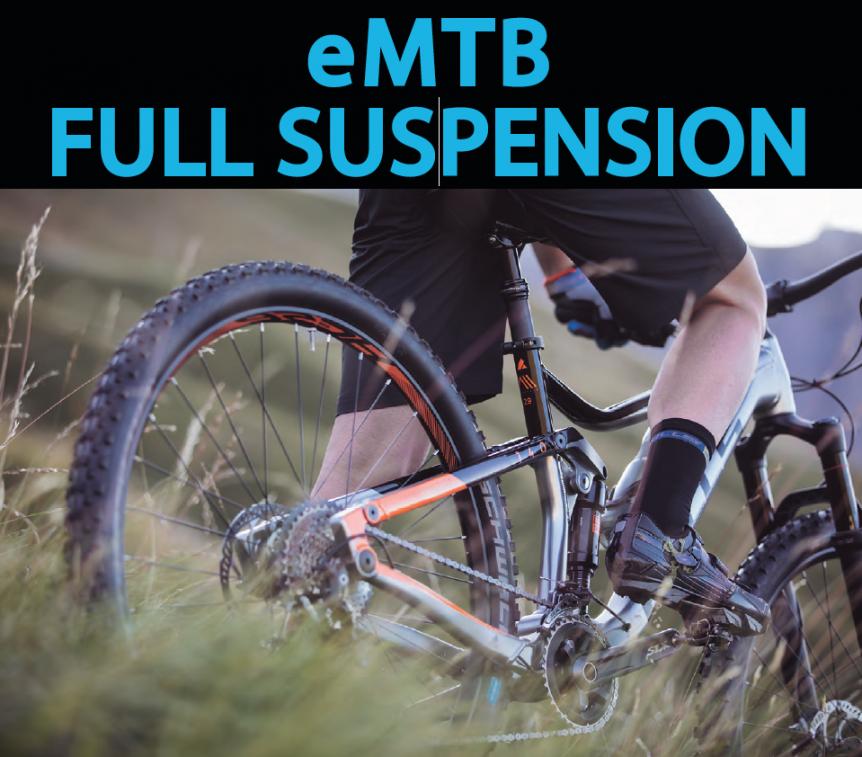 BULLS 2019 Catalog: Full Suspension eMTBs