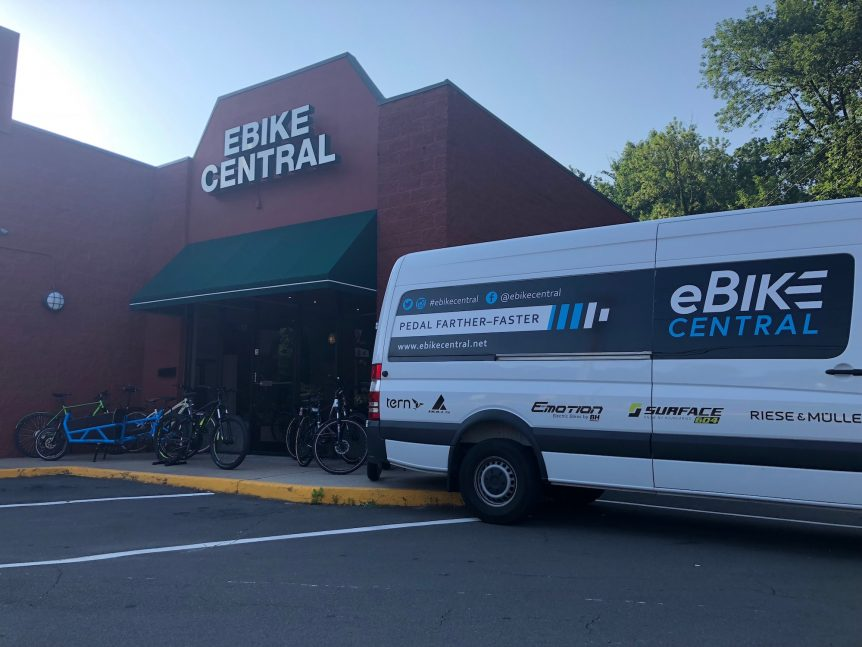 eBike Central's Durham NC Store