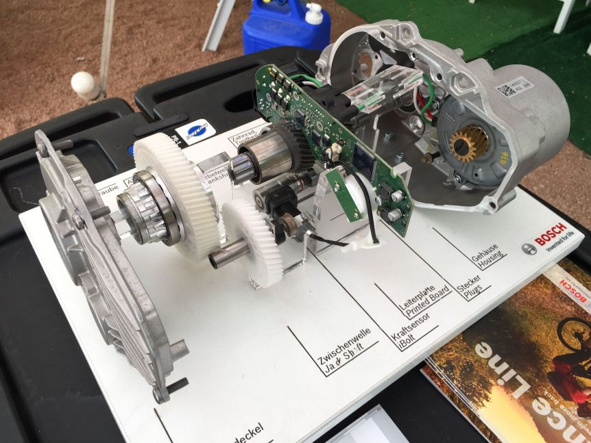 Bosch eBike Motor Systems
