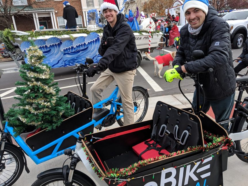 Happy Holidays from eBike Central