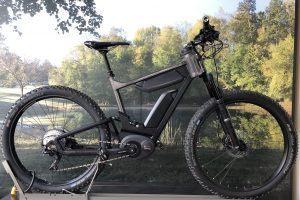 Riese and Muller Delite GX Mountain - Class 1, 49 Cm, Urban Grey