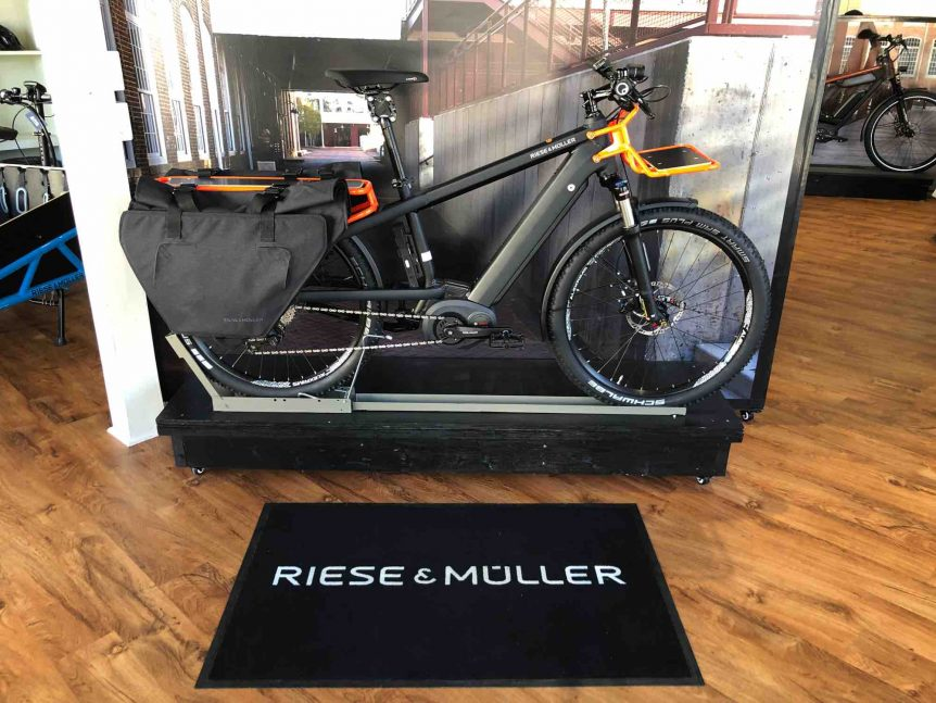 Riese and Muller Multicharger GX Touring