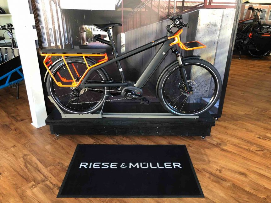 Riese and Muller Multicharger Light
