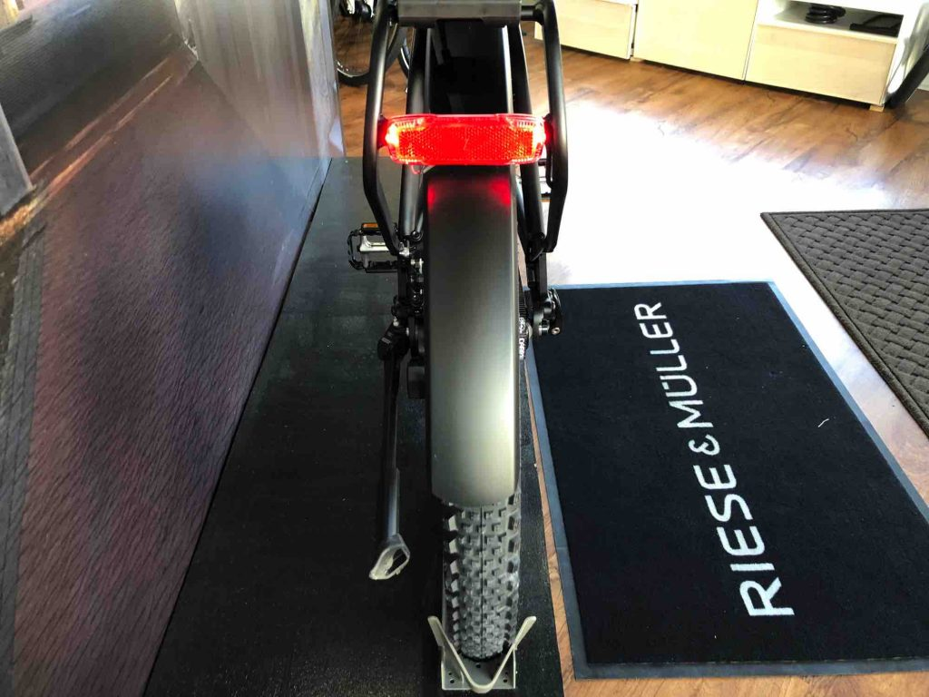 Riese and Muller Supercharger Rohloff GX