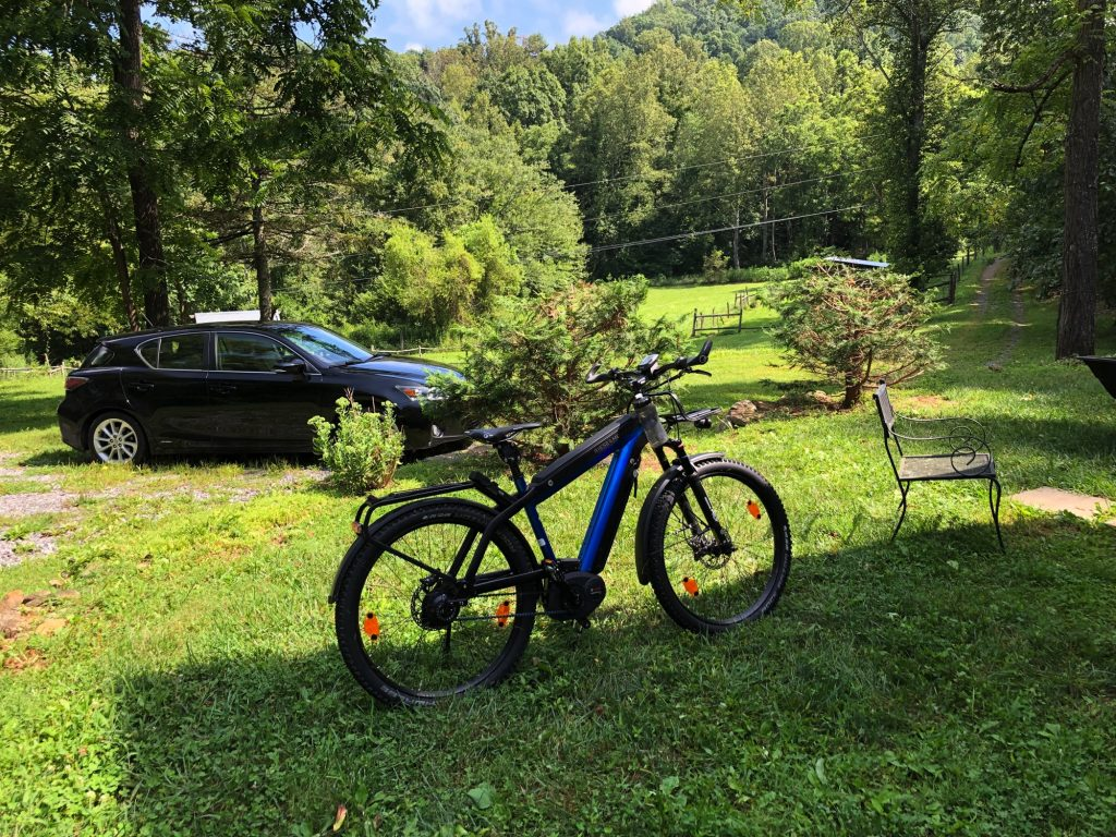 eBike Central in Weaverville NC