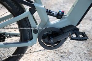 2020 Riese and Mueller Superdelite Bosch eBike Motor & Rear Suspension