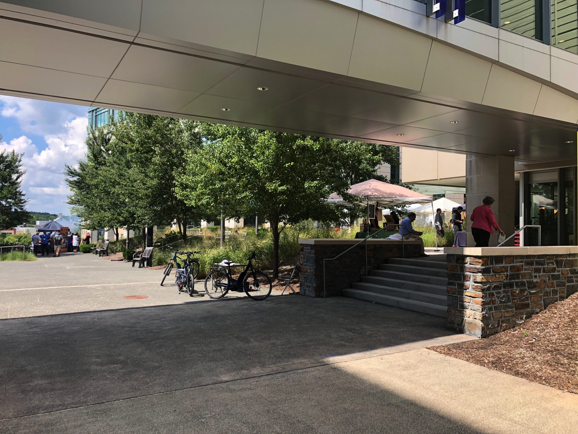 eBike Central at Duke University in Durham NC
