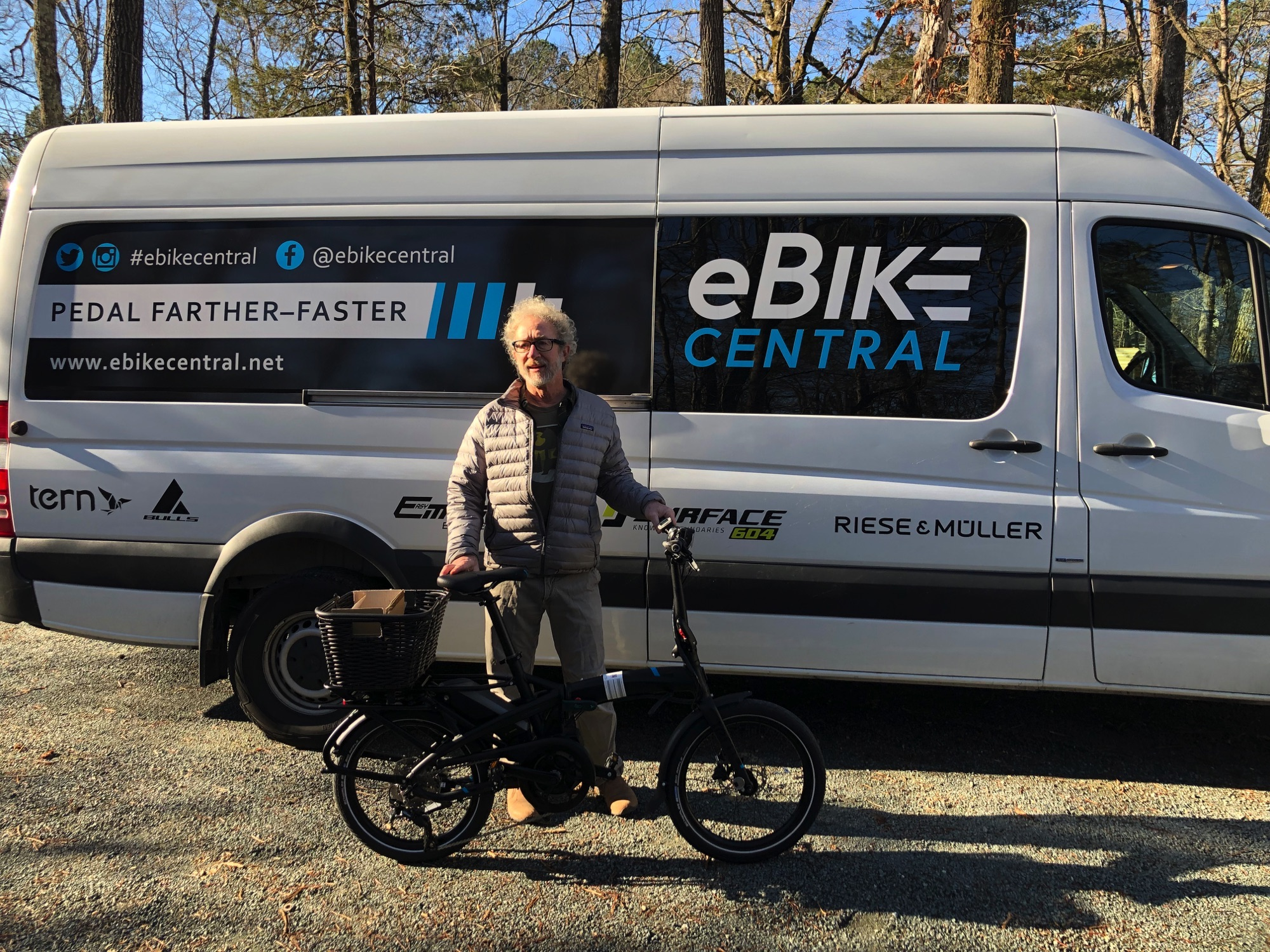 eBike Central in Chapel Hill NC