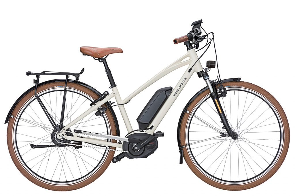 Riese and Muller Cruiser Mixte