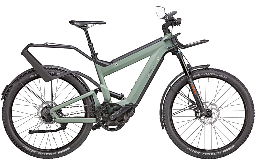 Riese and Muller Superdelite Rohloff GX