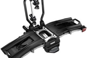 THULE EASYFOLD XT HITCHRACK BLACK/SILVER