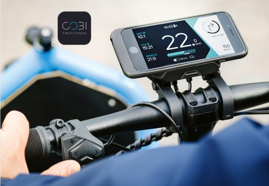 Bosch eBike Systems' Display Options from eBike Central