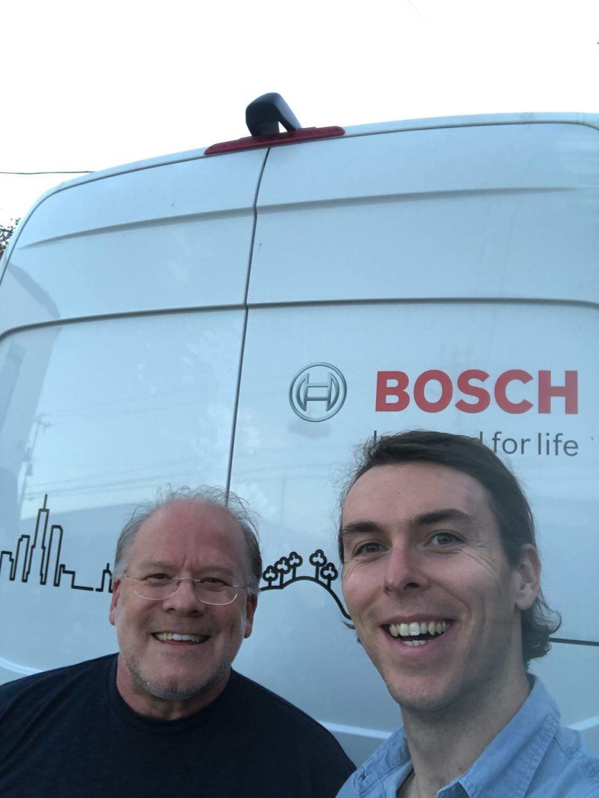 Bosch eBike Systems visits eBike Central in Greensboro NC