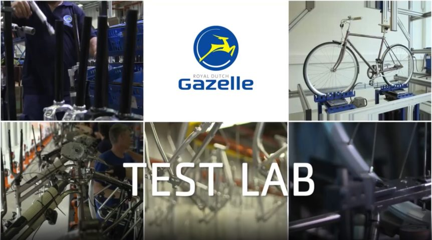 Gazelle eBikes and eBike Central