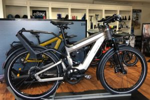 Riese & Muller Superdelite GT Rohloff with Belt Drive and Kiox