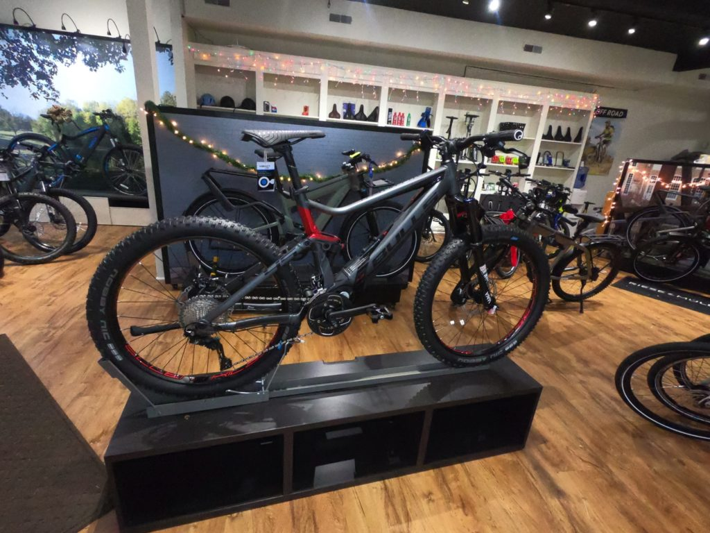 BULLS E-Stream EVO AM 45 Speed Pedalec eBike