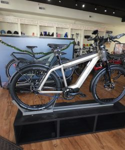Riese and Muller Supercharger 2 Rohloff HS with Kiox