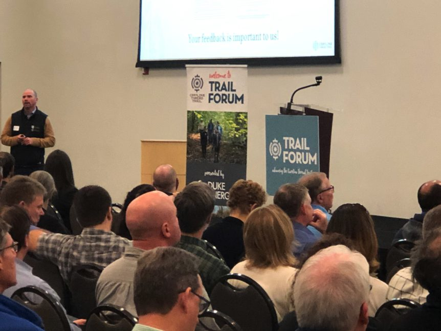eBike Central at the 12th Annual Trail forum in Mooresville NC, Carolina Thread Trail