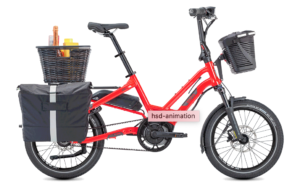 TERN HSD S8i Electric Bicycle