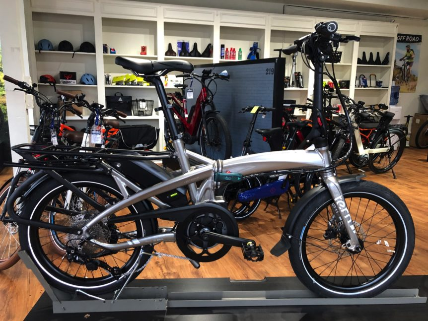 TERN Vektron S10 Generation 2, 2nd Generation Electric Bicycle, eBike