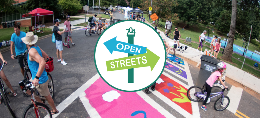 OpenStreets - Charlotte NC 2020