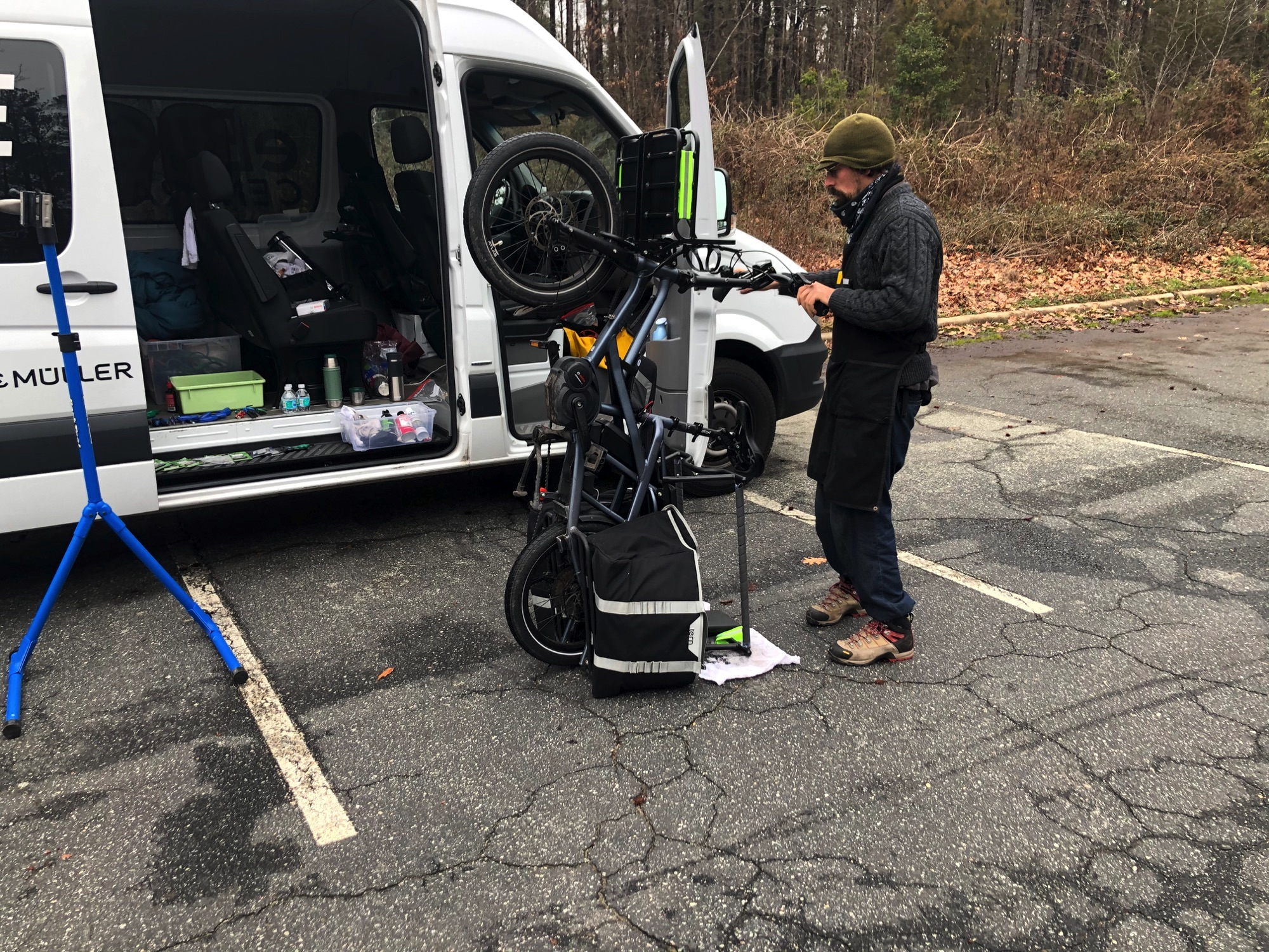 eBike Central in Durham NC, Electric Bicycle Service Meetup Location