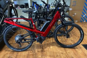 Riese & Muller Homage GX Touring HS Dual Battery with Kiox