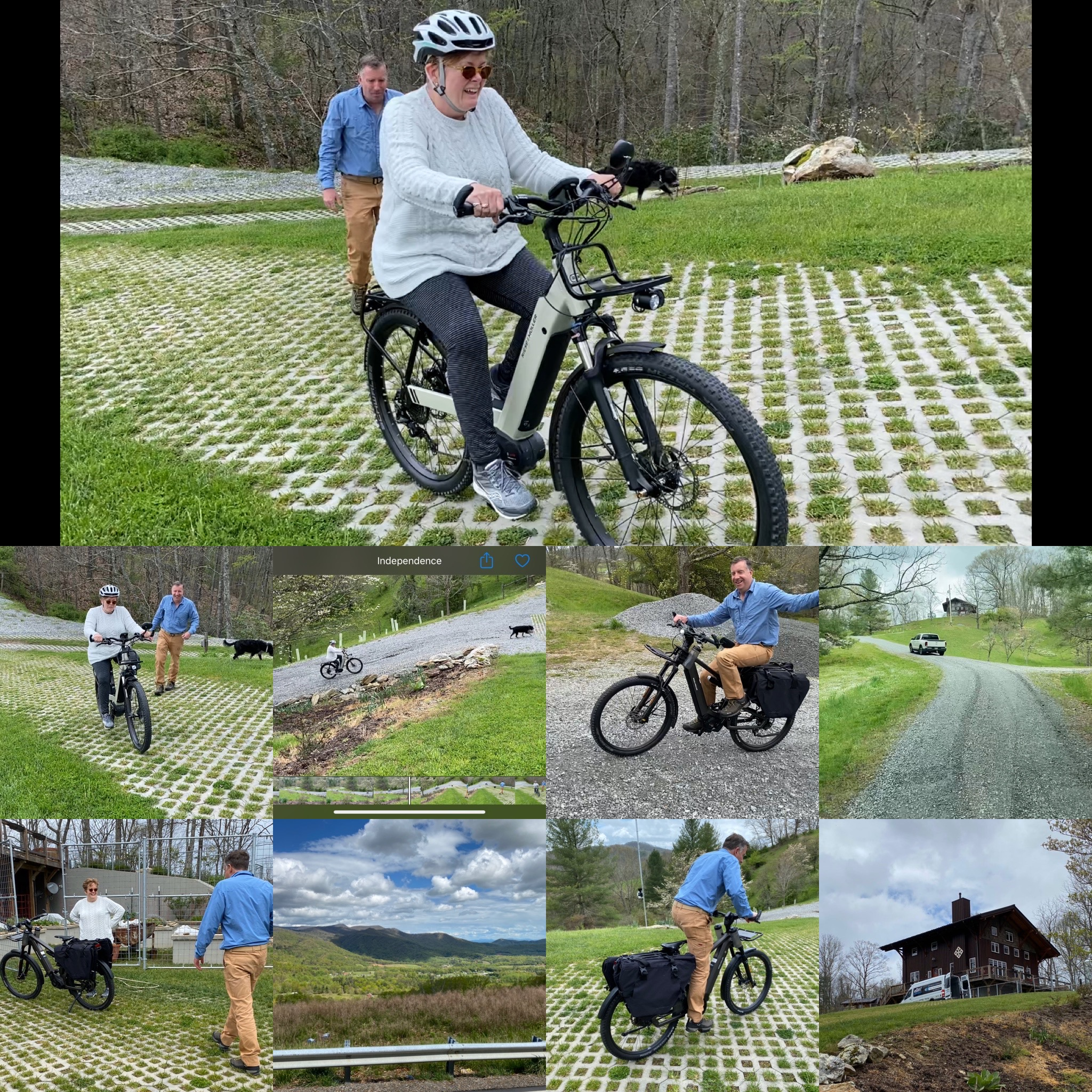 eBike Central in Independence VA, Riese & Muller Nevo GX Touring HS