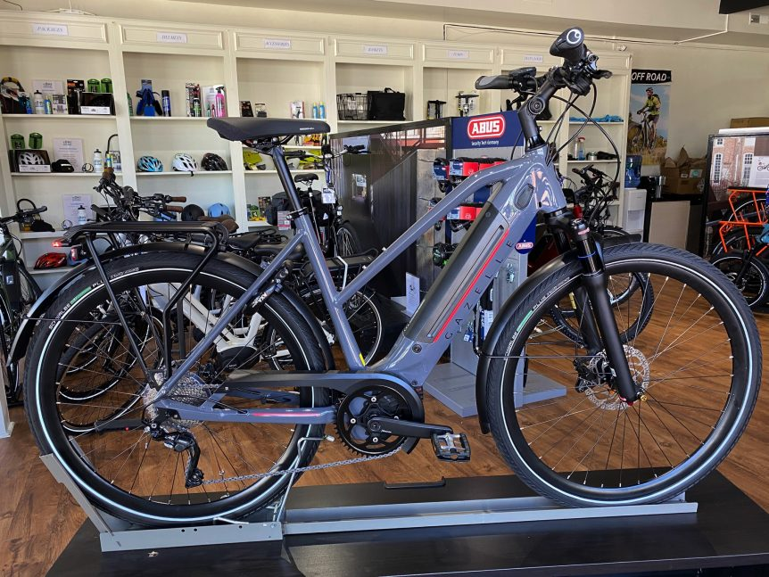 Gazelle Ultimate T10+ eBike