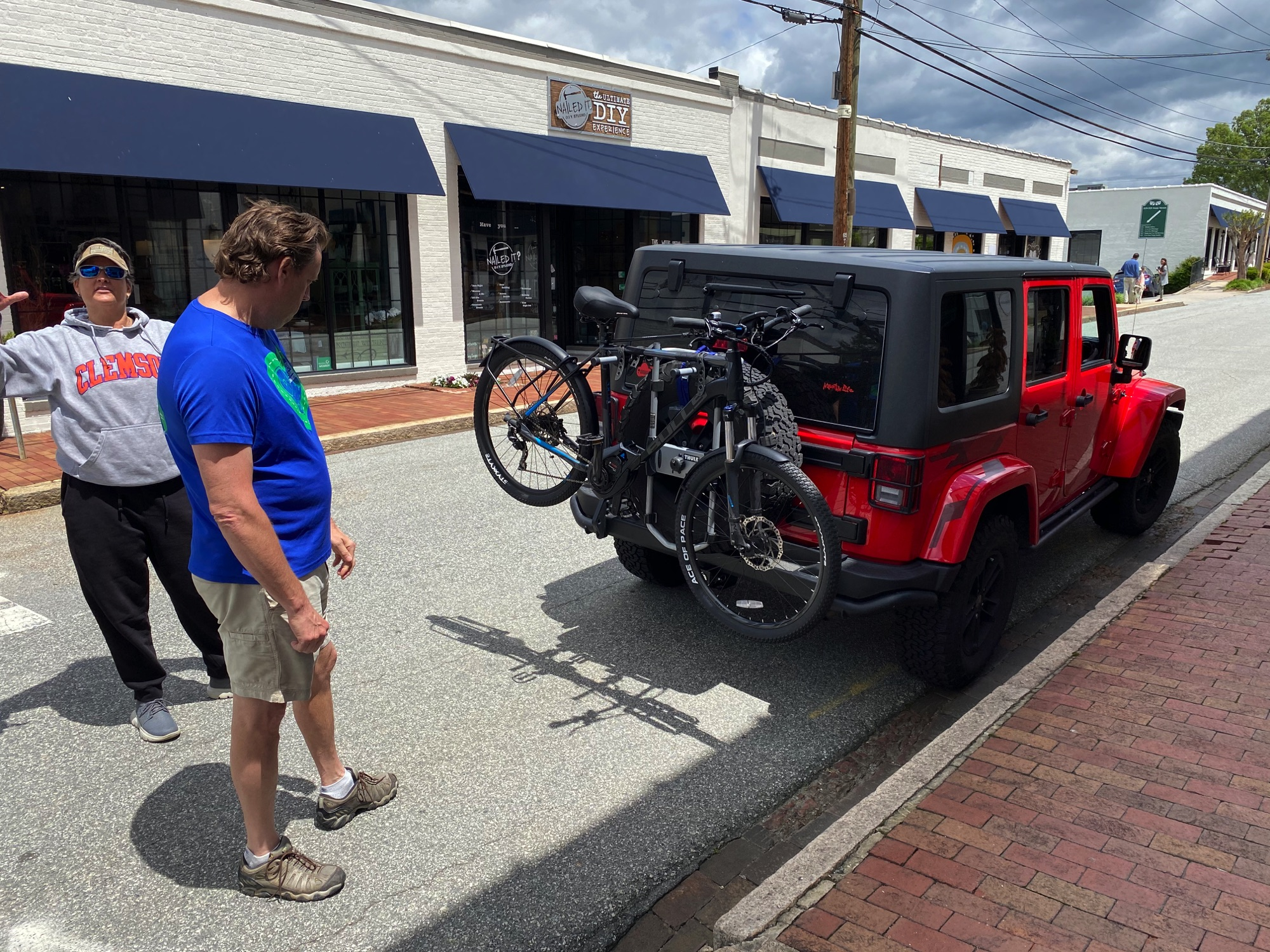 BULLS E 2 Street eBike Delivery in Greensboro NC