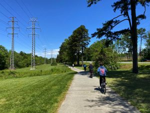 Group Test ride with eBike Central
