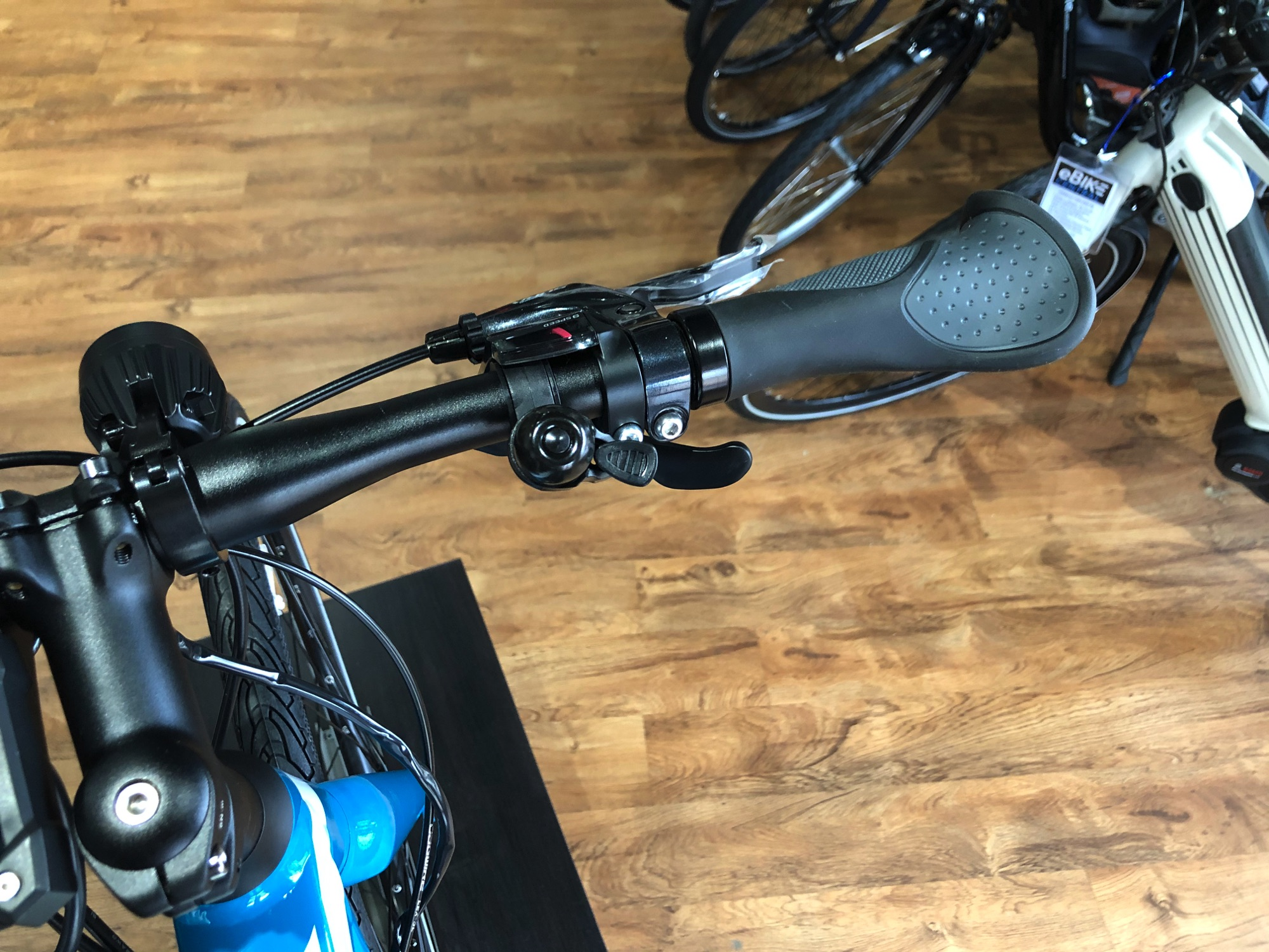 Yamaha CrossCore pedal assist bicycle
