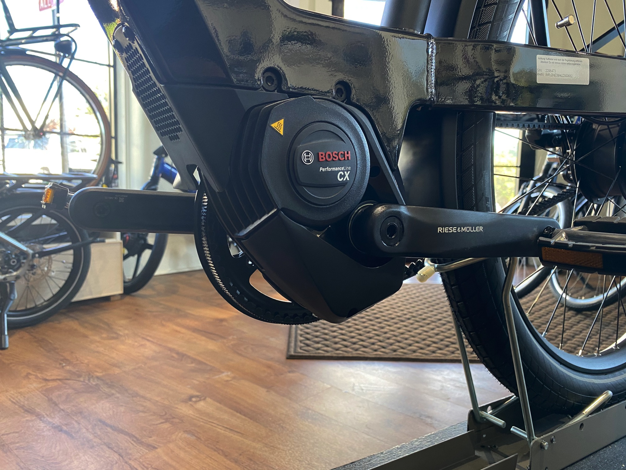 2021 Riese & Muller Nevo3 Vario, Kiox, 625 Wh Battery