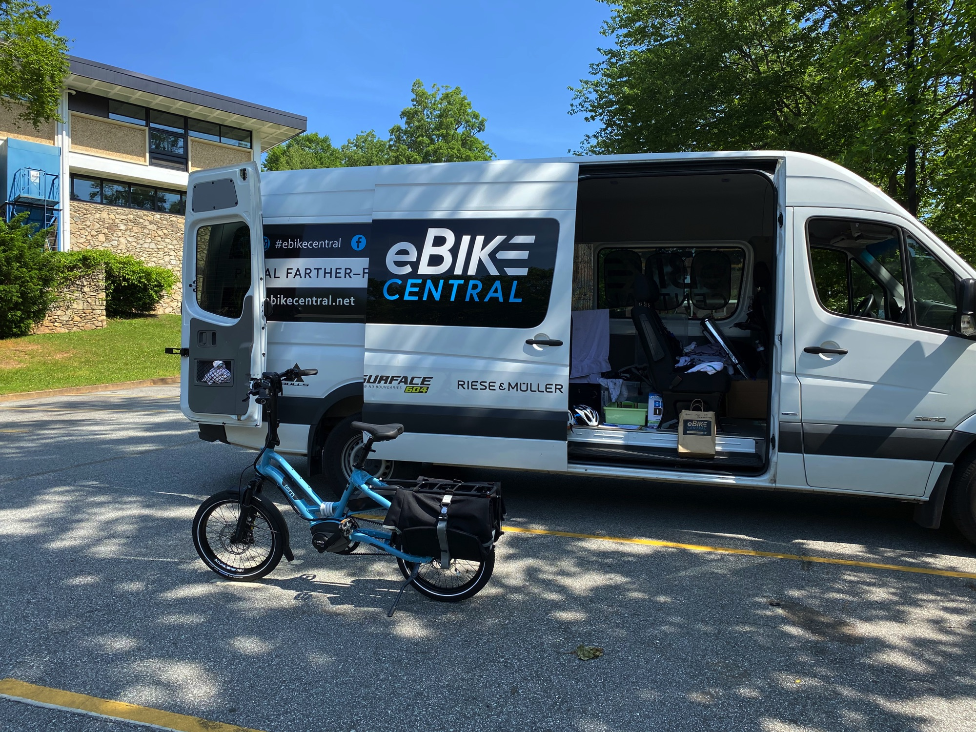 eBike Central in Asheville NC