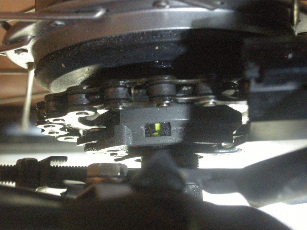 Nexus 8 Speed Geared Hub