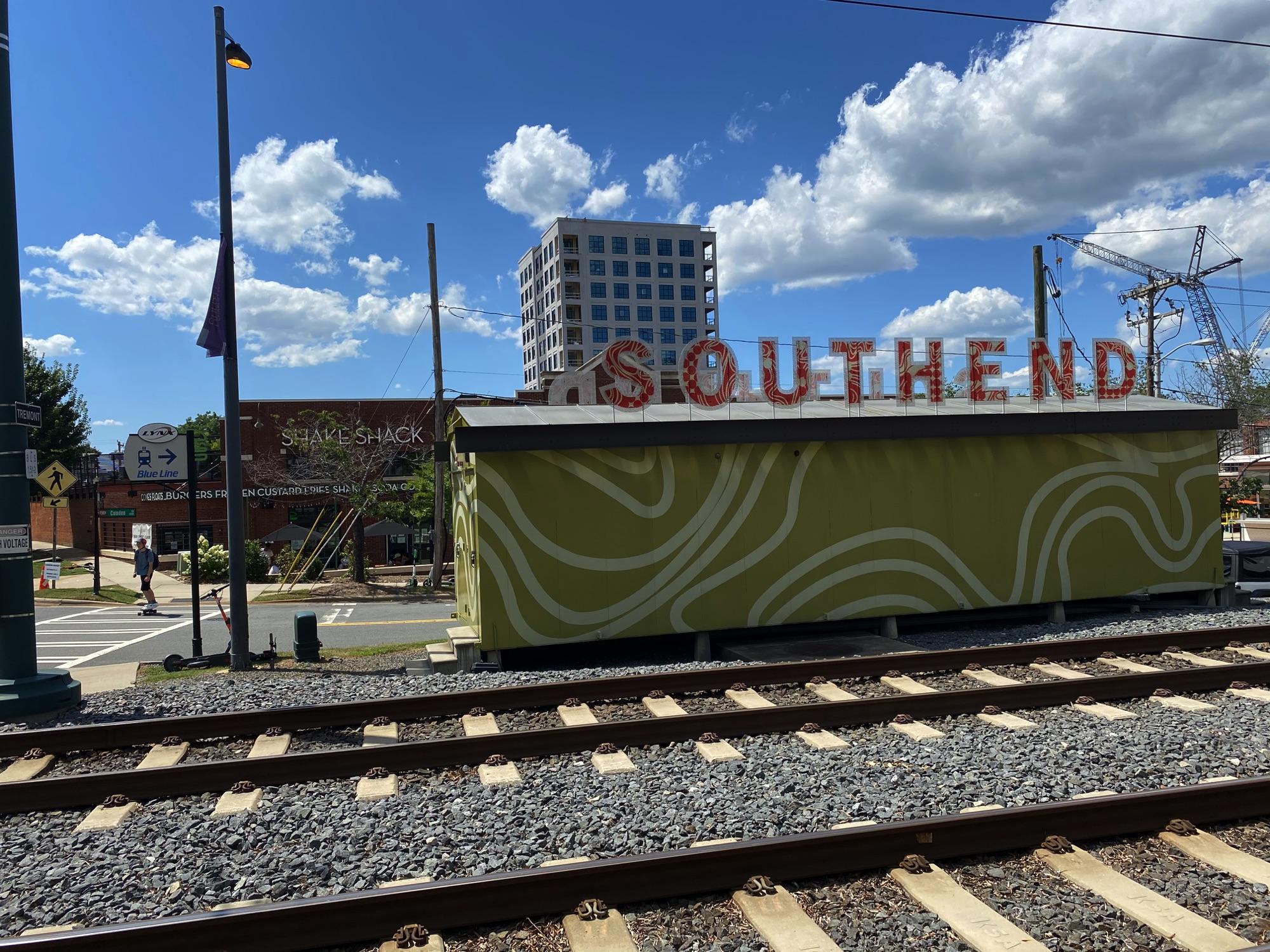 Southend Area, Charlotte NC