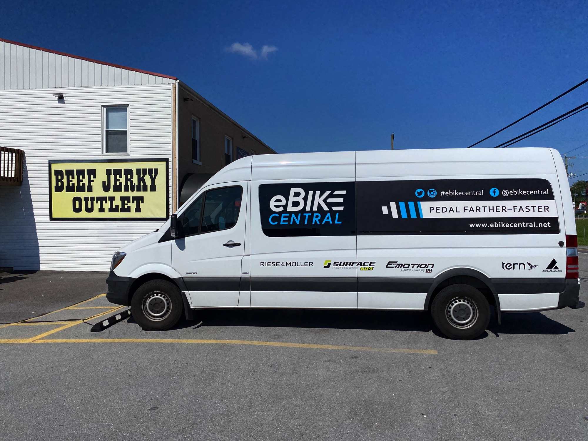 Electric Pedal Assist Bicycle delivery to Princeton WV