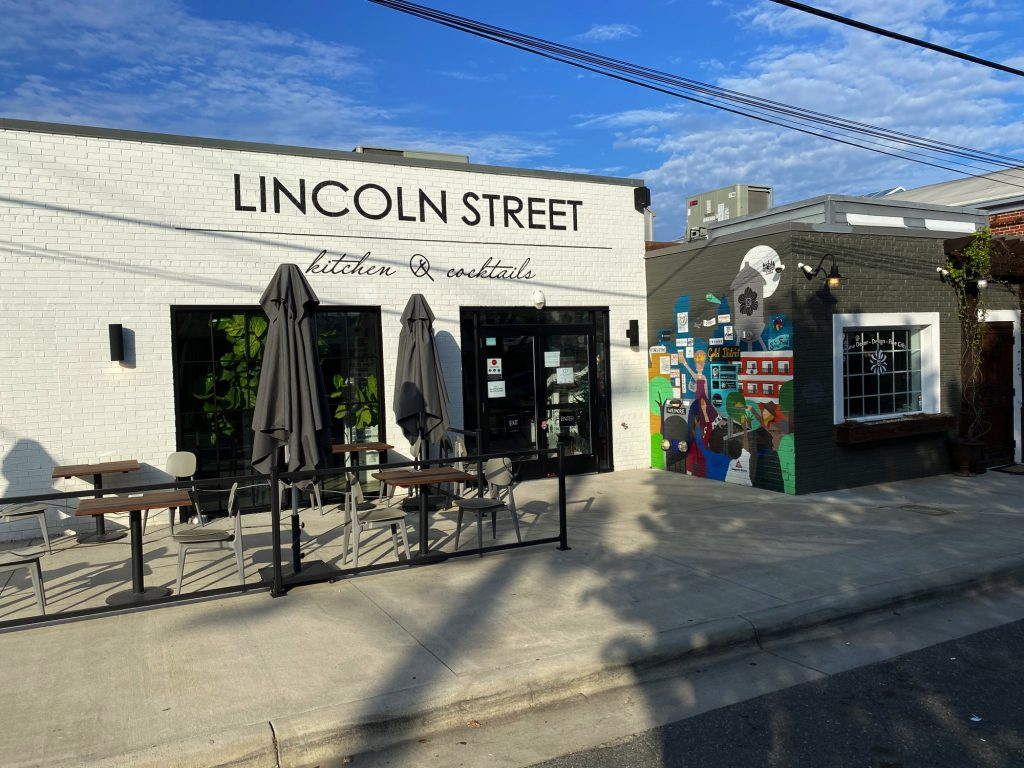 Lincoln Street, South end, Charlotte NC