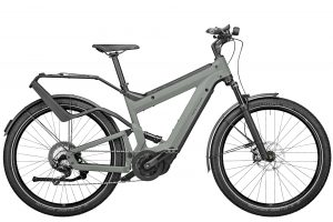 Riese & Muller Superdelite Touring GT, Tundra Grey