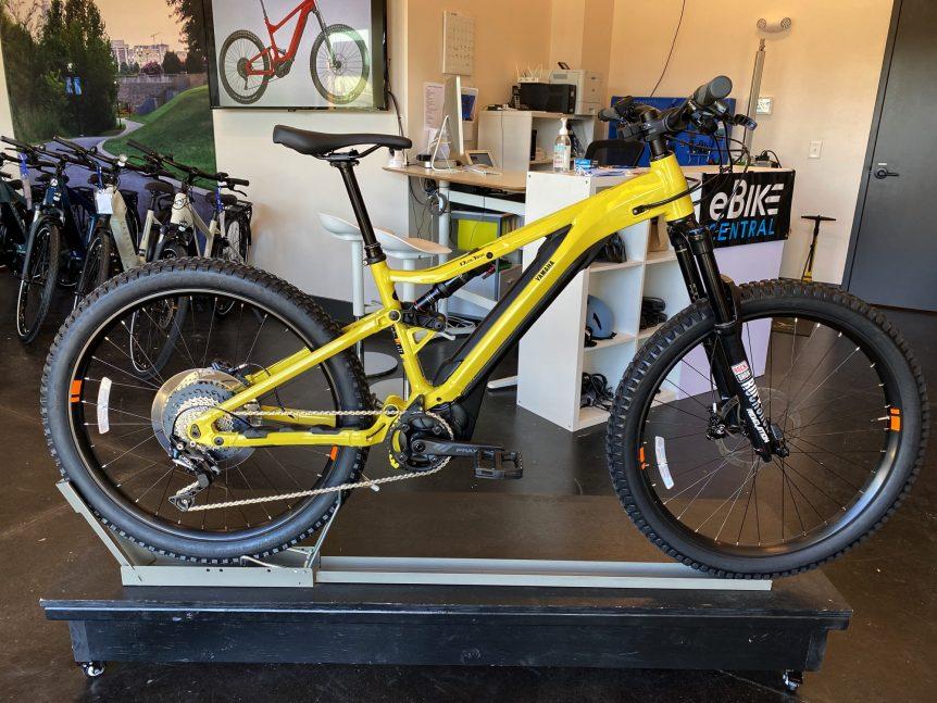 Yamaha YDX Moro eMountain Bike, eMTB, eBIke