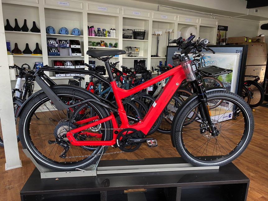Riese and Muller Delite GT Touring HS, Nyon, Bosch Gen4, eBike,