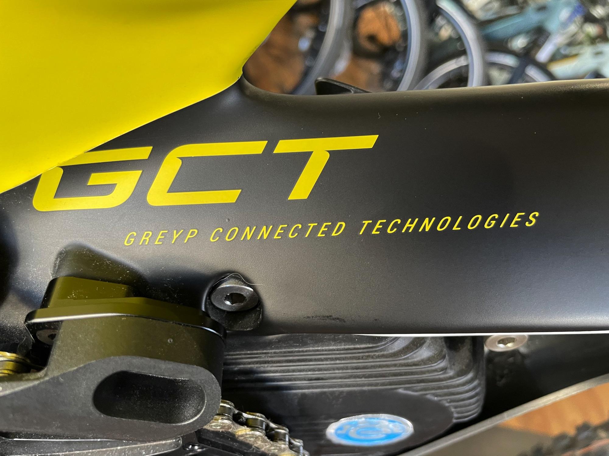 Greyp 6.2 eMTB, Greensboro NC, Charlotte NC
