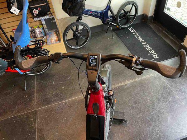 Riese & Muller Homage GX Kiox, Dual Battery