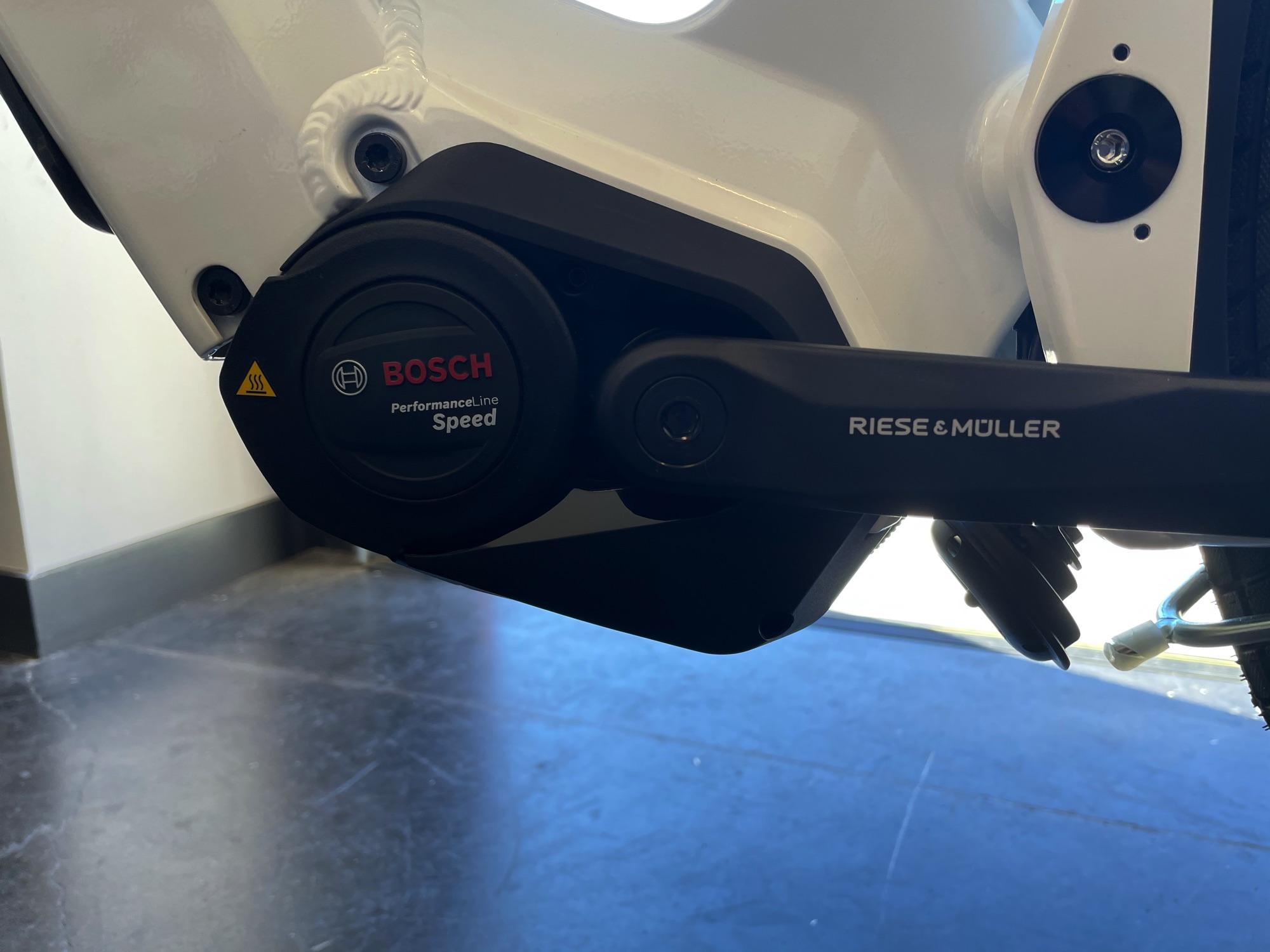 Riese and Muller Homage GT Vario HS, Bosch Gen4, Kiox