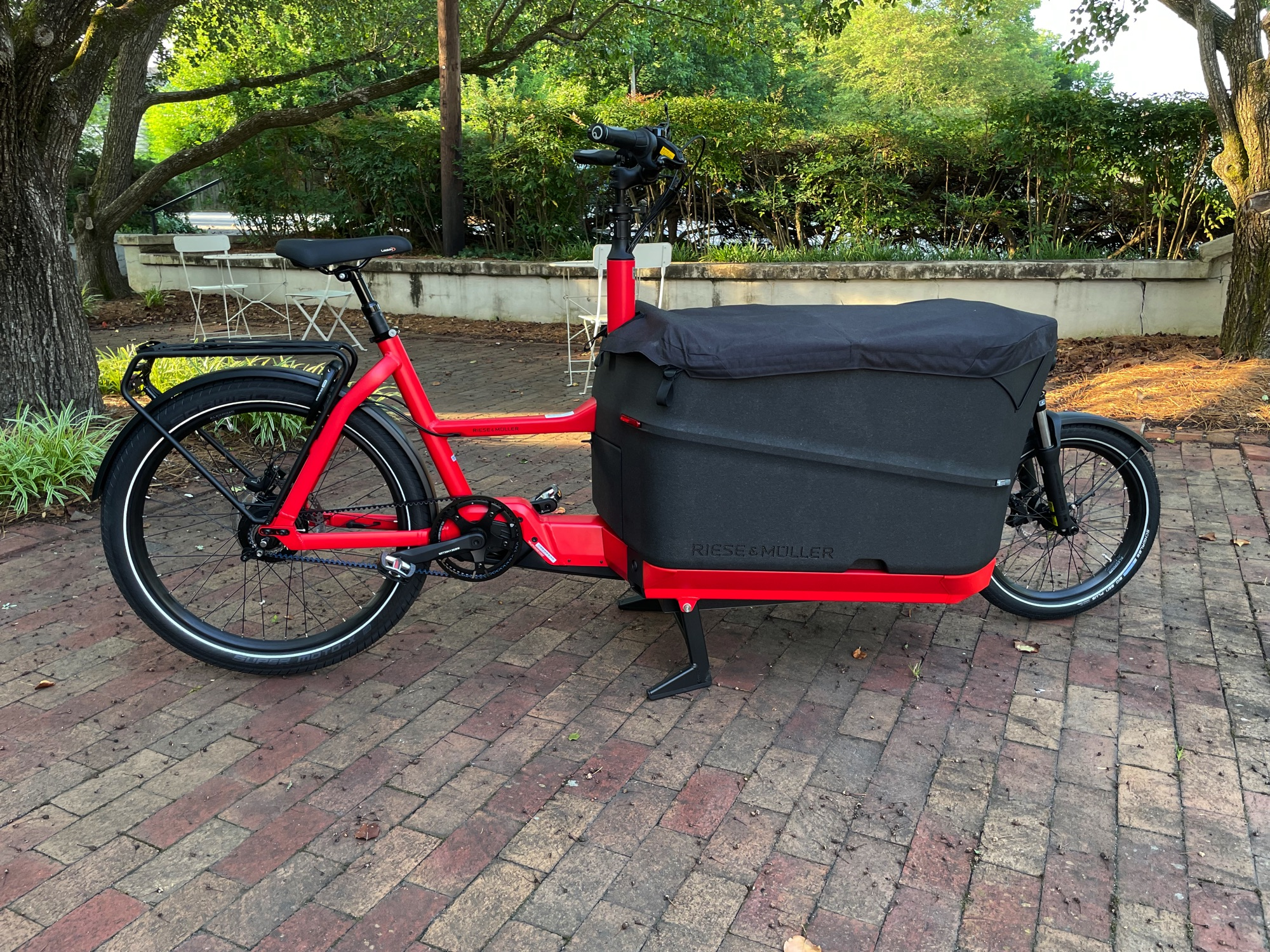 """Featured image for """"Riese & Muller Packster 70, re-inventing the eCargo Bicycle!"""""""